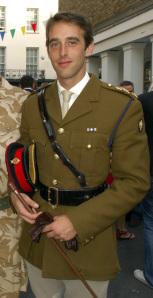 Captain James Hulme