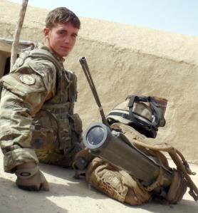 Lance Corporal Roberts