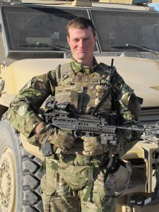 Private Graham Thurston