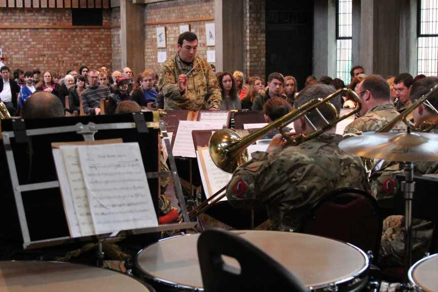 The Band at York St John University