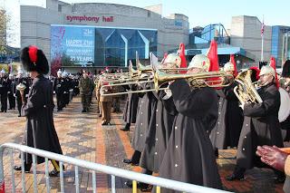 Birmingham Remembrance Day