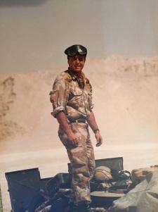 Capt Tim Purbrick 17th_21st Lancers