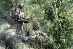Read related blog: https://britisharmyblog.wordpress.com/2013/07/12/filming-a-gun-fight-at-night-in-3d/