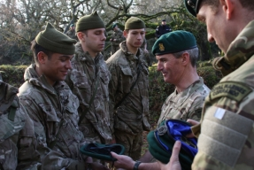 Read related blog: https://britisharmyblog.wordpress.com/2014/03/13/commando-training-quest-for-the-green-beret-pt6/