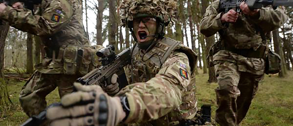 Read related blog: https://britisharmyblog.wordpress.com/2016/04/15/ambushes-battle-simulations-and-leading-a-team