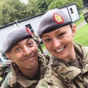Read related blog: https://britisharmyblog.wordpress.com/2016/10/28/soldier-to-officer-week-one/