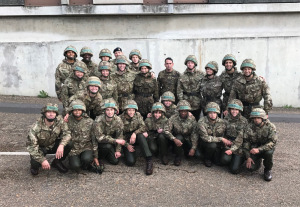 Read related blog: https://britisharmyblog.wordpress.com/2016/11/04/soldier-to-officer-week-two/
