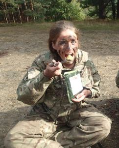 Read related blog: https://britisharmyblog.wordpress.com/2016/11/09/soldier-to-officer-week-three/