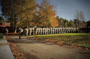 Read related blog: https://britisharmyblog.wordpress.com/2016/11/22/soldier-to-officer-week-six/