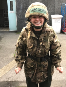 Read related blog: https://britisharmyblog.wordpress.com/training-in-the-army/soldier-to-officer-hayley-larcombe/